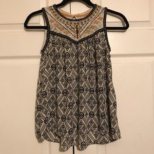 Boho Tribal Tank Top